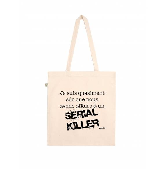 Totebag affaire à un serial killer