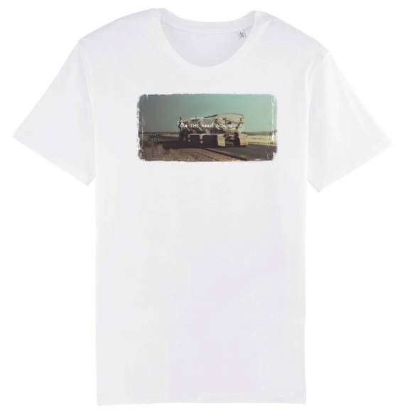 T-shirt homme original road train #australie