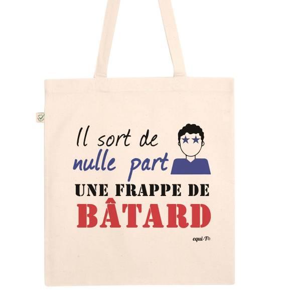 Totebag Frappe de Bâtard