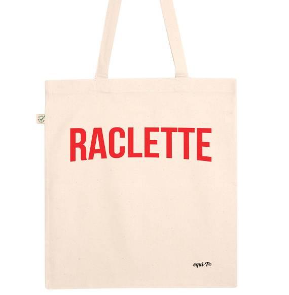 Totebag Raclette Netflix
