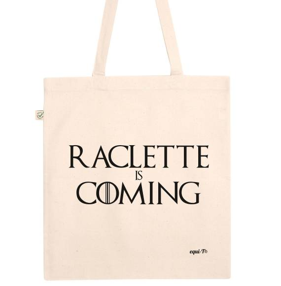Totebag Raclette is coming