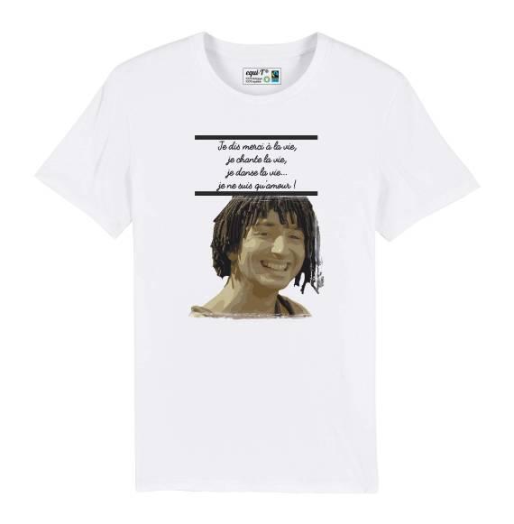 T-shirt homme Mission Cléopatre Otis - Je dis merci à la vie
