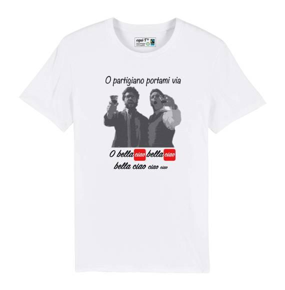 T-shirt homme Bella ciao (La casa de Papel)