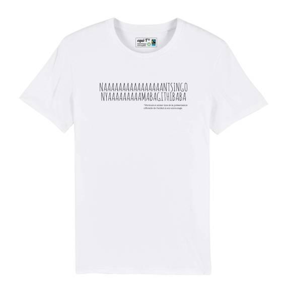 T-shirt homme C'est l'histoire de la vie