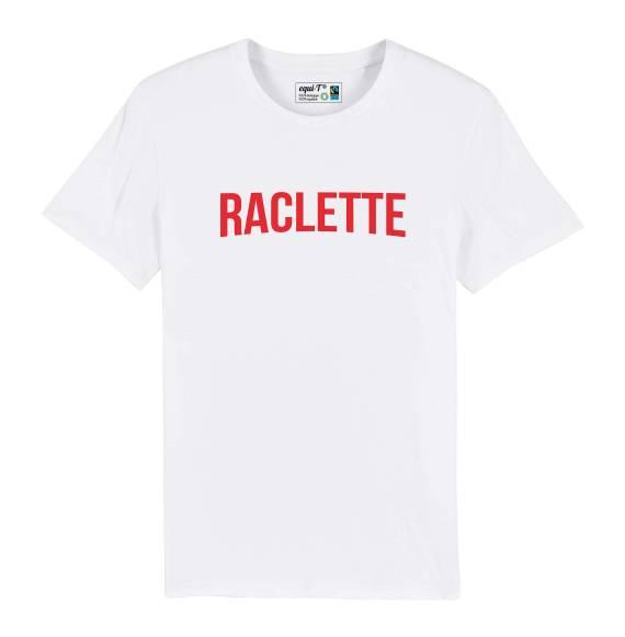 T-shirt homme Raclette