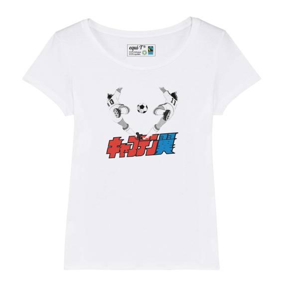 T-shirt femme Twin shot