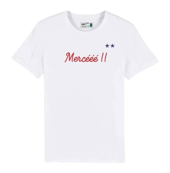 T-shirt homme Mercééé
