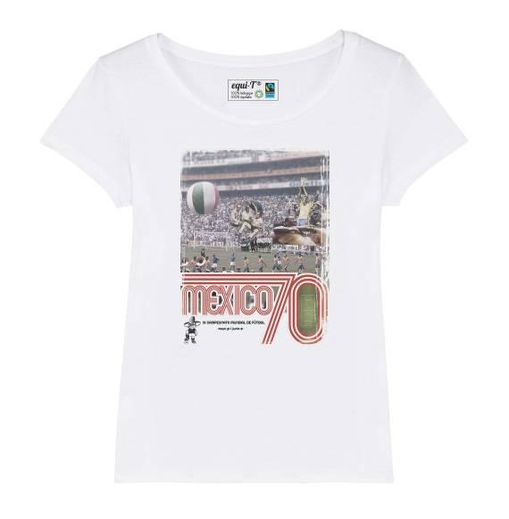 T-shirt femme Mexico 70