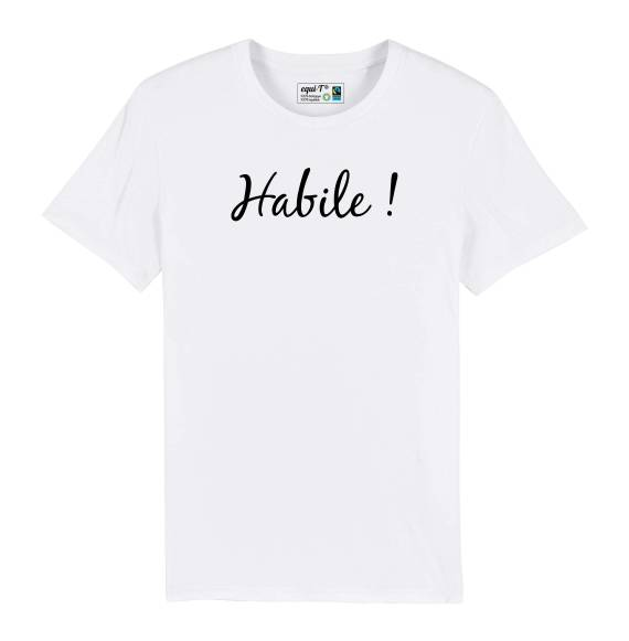 T-shirt homme OSS 117 Habile !