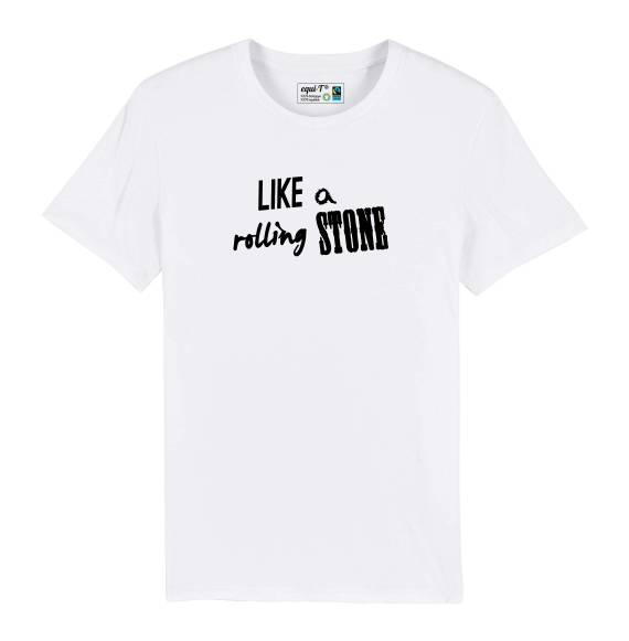 T-shirt homme original Bob Dylan - Like a rolling stone