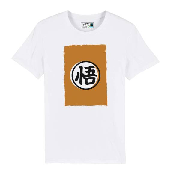T-shirt homme Dragon Ball Z - Goku Kanji