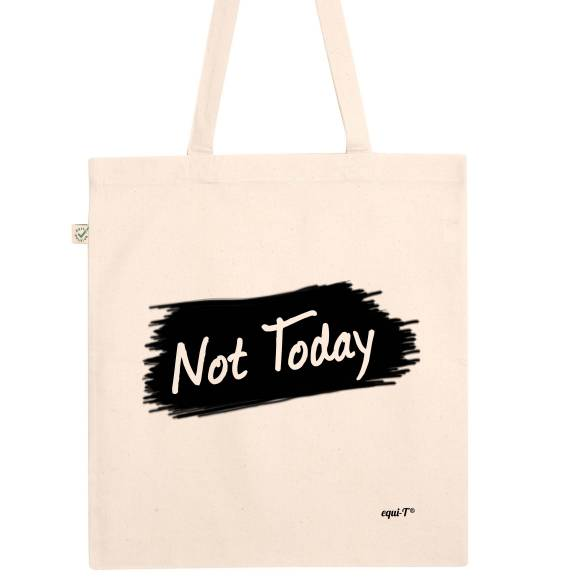 Tote bag Not Today - Game of Thrones