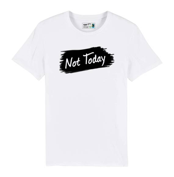 T-shirt homme Not Today - Game of Thrones