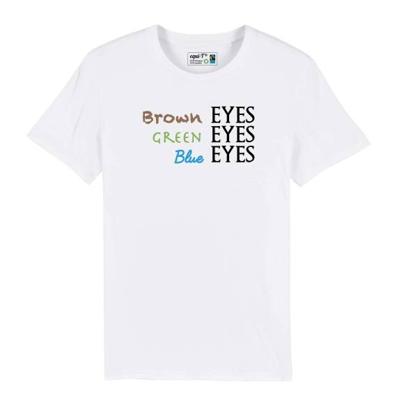 T-shirt homme Brown Eyes Green Eyes Blue Eyes - Game of Thrones