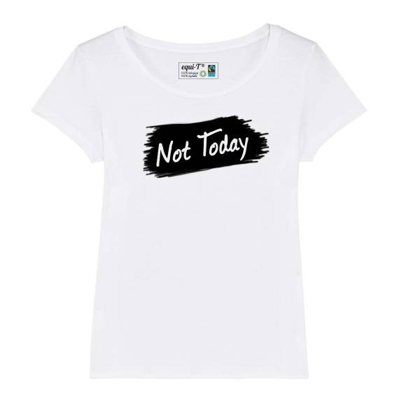 T-shirt femme Not Today - Game of Thrones