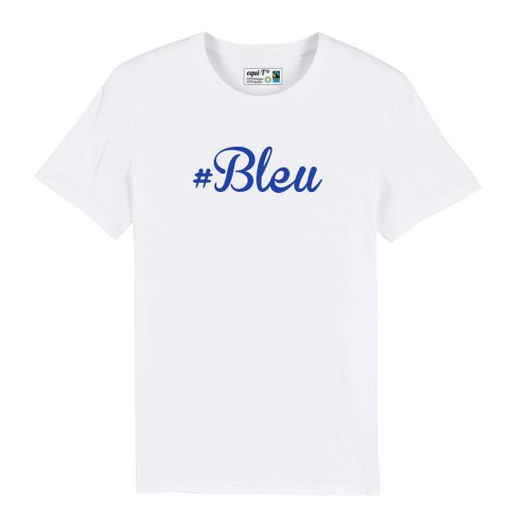 T-shirt homme coupe du monde France 2019 #bleues