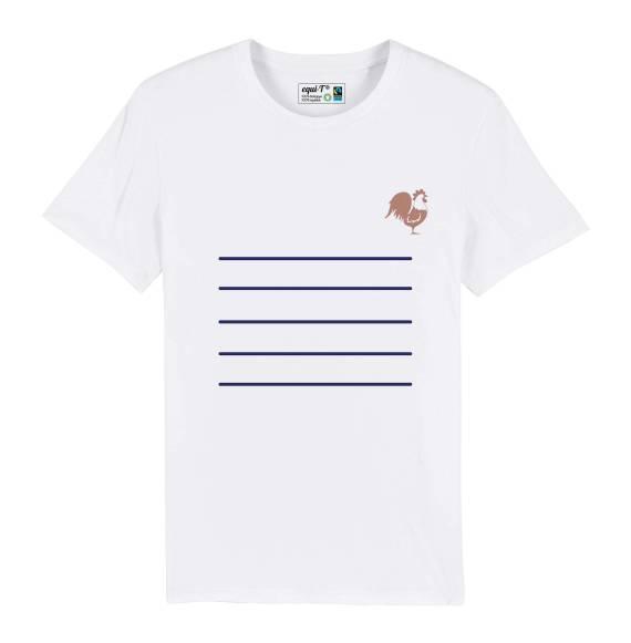 T-shirt homme coupe du monde france 2019 - Coq Or Rosé