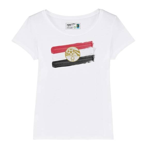T-shirt femme Egypte pharaons can 2019