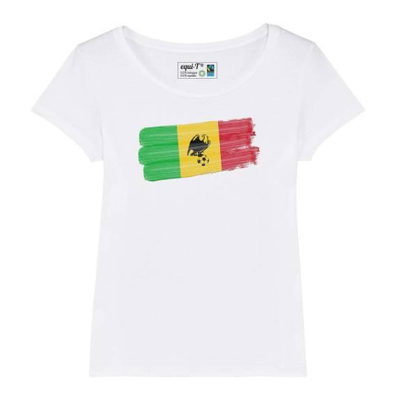 T-shirt femme Mali Aigles can 2019