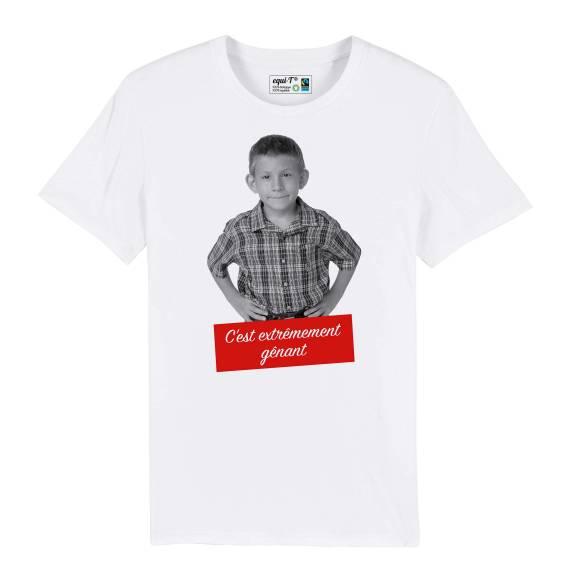 T-shirt homme original dewey poupi