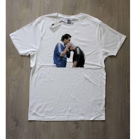 T-shirt homme Blanc & Barthez