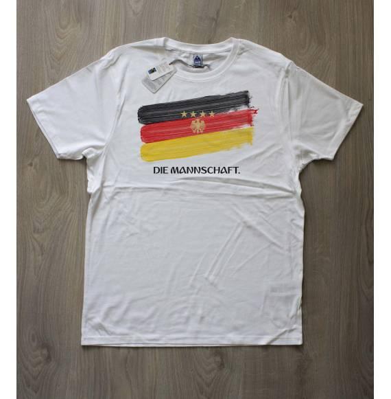 T-shirt homme coupe du monde allemagne
