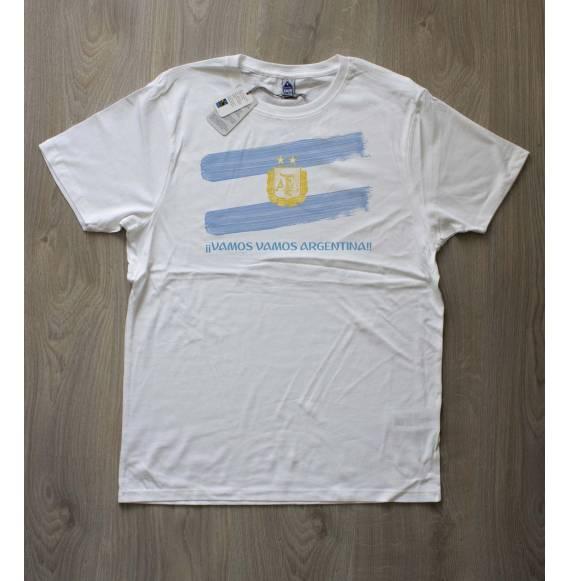 T-shirt homme coupe du monde argentine