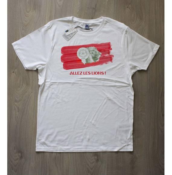 T-shirt homme coupe du monde maroc