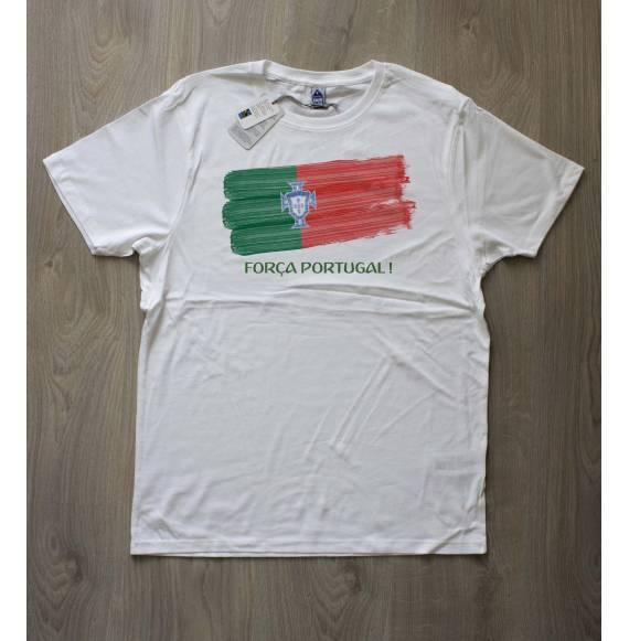 T-shirt homme coupe du monde Portugal