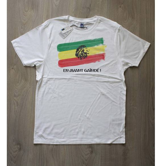 T-shirt homme coupe du monde senegal