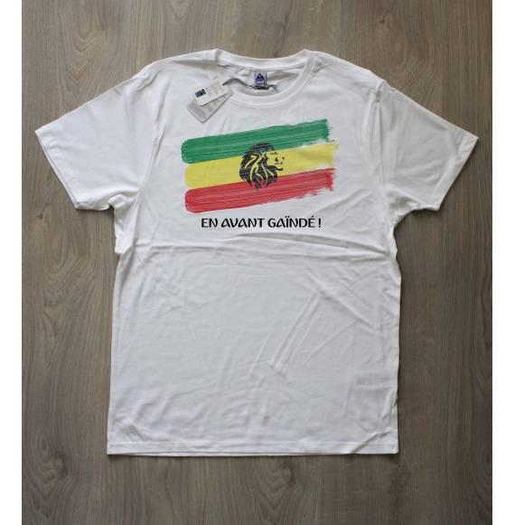 T-shirt homme coupe du monde senegal