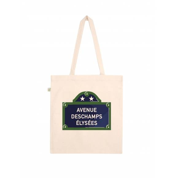 Tote bag Avenue Deschamps elysees