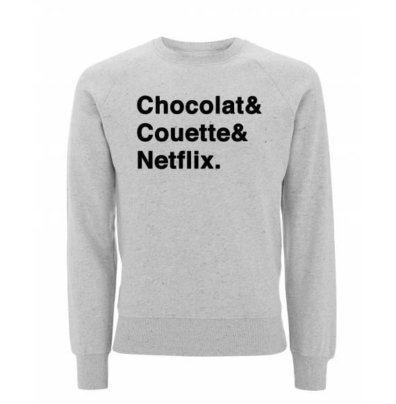 Sweat Chocolat & Couette & Netflix